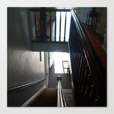 #HEMMINGWAY HOUSE KEY WEST USA Canvas Print