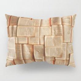 Vintage Novels (Color) Pillow Sham