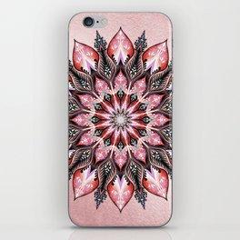 Passion Mandala iPhone Skin