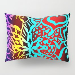 Manifest Print Pillow Sham