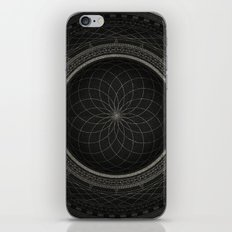Inner Space 1 iPhone & iPod Skin