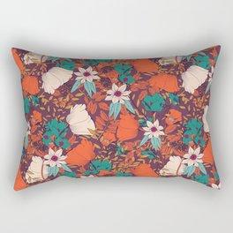 Botanical pattern 010 Rectangular Pillow