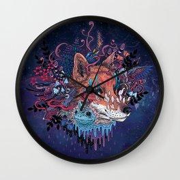 Envoy (Kitsune) Wall Clock
