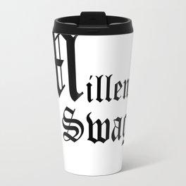 millennial swag Travel Mug