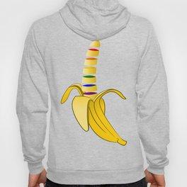Gay Pride Banana Hoody