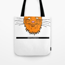 See You In Reno - The Cat Tote Bag