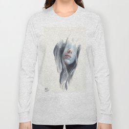 Watercolor sketch 10 Long Sleeve T-shirt