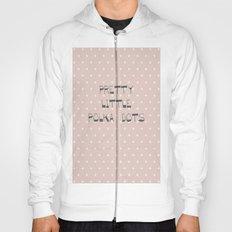 Pretty Little Polka Dots ~ ~ poster ~ typography ~ illistration Hoody