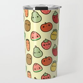 Cute fruit and veg Travel Mug