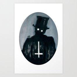 I Do Voodoo Art Print