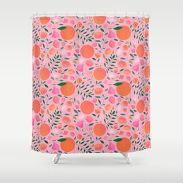 Apricots Shower Curtain