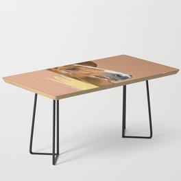 Paard - dierenalfabet Coffee Table