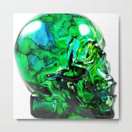 Arsenic & Deadly Nightshade Metal Print