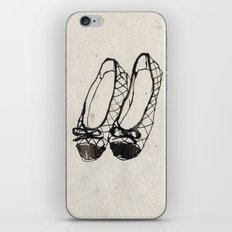 Ballerinas iPhone & iPod Skin