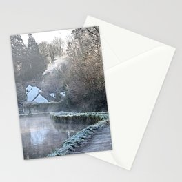 Causeway To The Chequers Stationery Cards