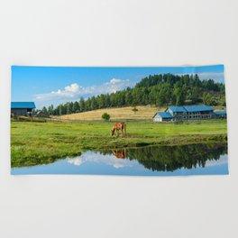 Colorado Country - 5404 Beach Towel