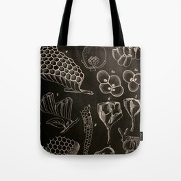 Wasp Architecture Tote Bag