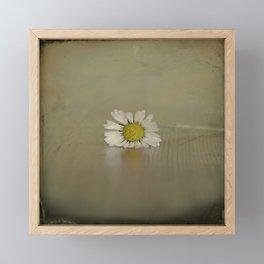 Simplicity Framed Mini Art Print