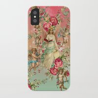 romantic iPhone & iPod Cases featuring romantic by mark ashkenazi