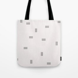 lines 2 Tote Bag