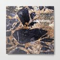Black and Gold Marble by calacatta