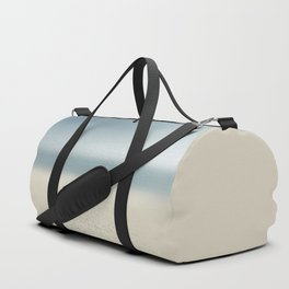 abstract prints on the sand Duffle Bag
