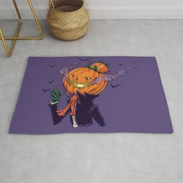 The Pumpkin Bun Rug