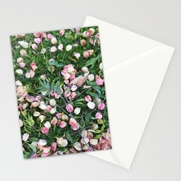 Fall peddles Stationery Cards