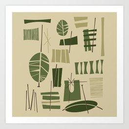Tafahi Art Print