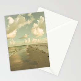 Clouds and Sea Stationery Cards