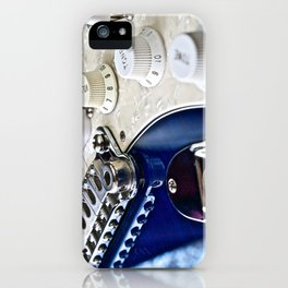 Jam Session - The Peace Collection iPhone Case