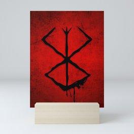 The Berserk Addiction Mini Art Print