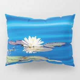 Cool Blues Pillow Sham