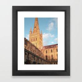 Norwich Framed Art Print
