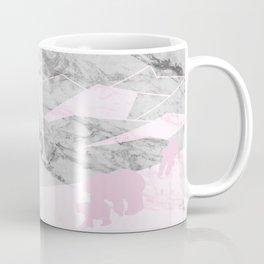 polar marble Coffee Mug