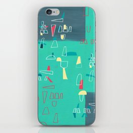 structures 2 iPhone Skin