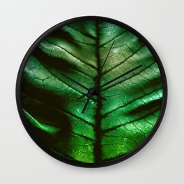 Dragon Spine Wall Clock