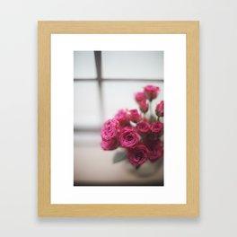 W i n d o w - s i d e   Framed Art Print