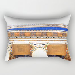Philadelphia Museum Acropolis Rectangular Pillow