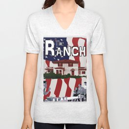 The Ranch Unisex V-Neck