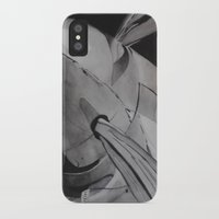 plane iPhone & iPod Cases featuring Plane by ann hsieh