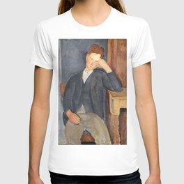 The Young Apprentice, Amedeo Modigliani T-shirt