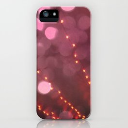 Lush iPhone Case
