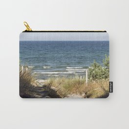 Sand Dune on the Isle of Ruegen Carry-All Pouch