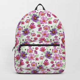 Watercolor cosmo Backpack