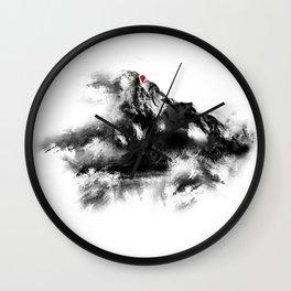 K2 Wall Clock