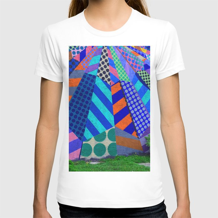 The Patterns on the Wall T-shirt