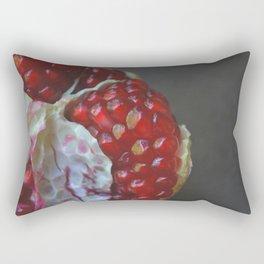 Goddess Fruit Rectangular Pillow