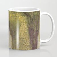 tapestry Mugs featuring Tapestry by Martin A. Bartels