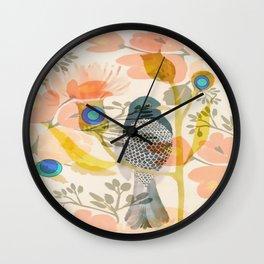Good fluids Wall Clock